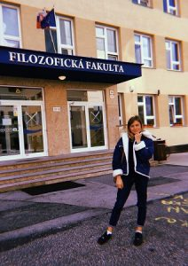 Erasmus Alumni: Влада Лісова